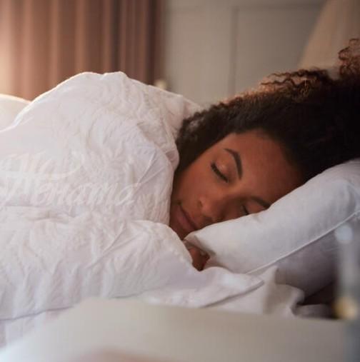 Възможно ли е да отслабвате, докато спите
