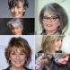 Топ 10 прически с бретон за жени след 40