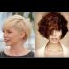 Перфектните къси прически за гъста и плътна коса - укротяват кичурите и изглеждаш винаги перфектно! (Снимки):