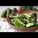 Ето как си правя кисели краставички за 15 минути, като ми се дояде. Забравих що са консерви и буркани: