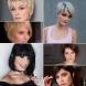 17 прекрасни и модерни прически с бретон 2020