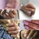 Удобен и стилен маникюр за къси нокти