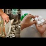 Как да си направим домашни био-таблетки за съдомиялна - излизат под 10 стотинки бройката, а измиват и полират перфектно!