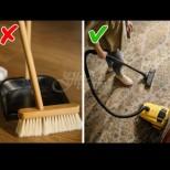 Ето защо днес трябва да изхвърлите метлата от дома си и още 9 неща, които вредят на здравето ви (снимки)