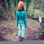 След 5 години диети тя тежи само 29 кг! Ето как изглежда днес момичето-скелет от социалните мрежи (Снимки):