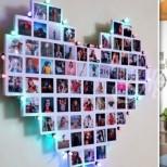 15 уникални идеи за дизайн на рамки на снимки направи си сам (Галерия)