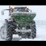 Първи сняг в България