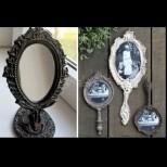 Взех 1 счупено огледало и сложих една снимка стана супер арт подарък и ако знаете още какви неща направих (снимки)