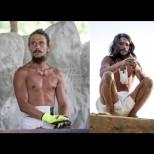 """Ето как е изглеждал йогата Илиян от """"Фермата"""" преди, когато е бил лошо момче - уникална трансформация!  (Снимки):"""