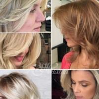 Прическа Аврора за различни типове коса