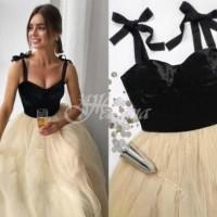 20 рокли за принцеси с корсет (Снимки):