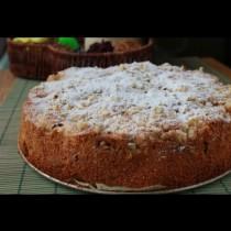 Чаша захар, 2 чаши брашно и 3 ябълки - нищо работа, а става най-вкусният кекс на света! Пухкав и с чуден аромат: