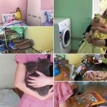 Съдбата на деветгодишно момиче, което пое грижите за майка си и баба си