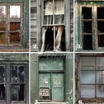 Изберете прозореца, който ви плаши най-много, той ще се отвори и ще разберете какво ви преследва