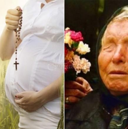 Молитвата на Ванга за забременяване