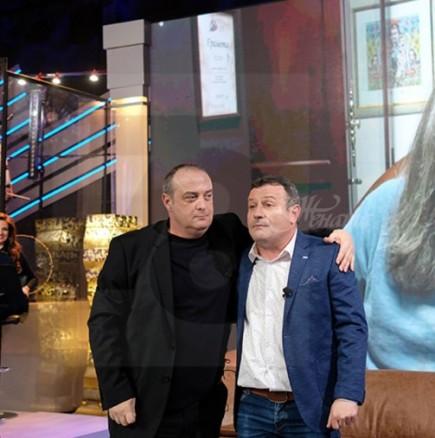 Краси Радков и Рачков се сбиха-Снимки