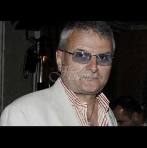На 64 години почина Христо Сираков - бизнесменът не можа да се пребори след тежкия инсулт. Съболезнования! (Снимки):
