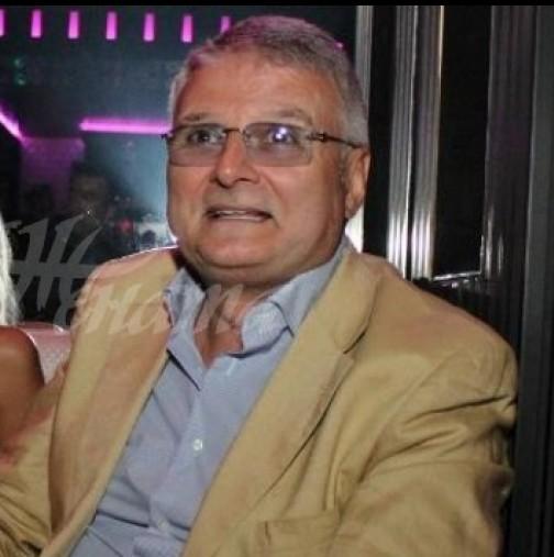 Христо Сираков в тежко състояние в болница след инсулт, бори се за живота си