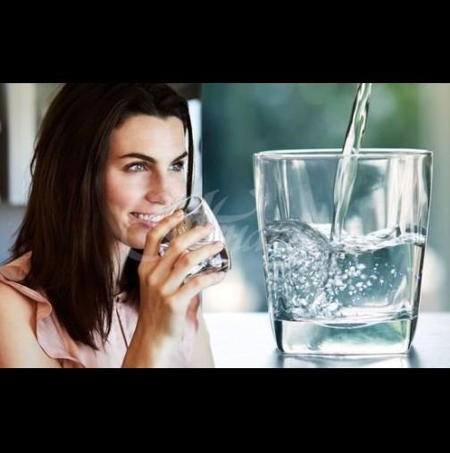 Мързелива водна диета за тези, които не могат да гладуват - губиш 7-8 килца, без да правиш нищо!