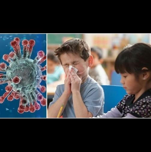 Ако сте родител и детето ви има COVID-19 или има заразени в градината/училището - ето какво да направите: