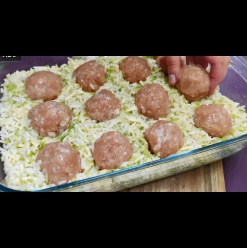 Заровени кюфтета - царски пир за жълти стотинки! Как може нещо толкова елементарно да е толкова вкусно?