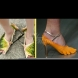 Няма такъв ужас! 10 чифта обувки, които никога няма да обуете, даже пари да ви дават! (Снимки):