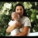Наталия Кобилкина кръсти сина си по царски - вижте русокосия сладурко (Снимки):
