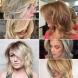 Прическа Аврора за различни типове коса и възраст