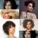 Модерни прически за къдрава коса: Селекция от най-успешните идеи за 2020-2021 година