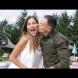 Уникални снимки от тайната гръцка сватба на Алекс и Дани Петканови - приказка по залез! (Снимки):