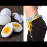 Мощно действаща диета с варени яйца гори 11 кг тегло за няма и 2 седмици:
