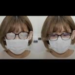 4 хитри трика, за да не ви се запотяват очилата над маската:
