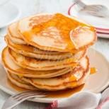 Палачинки с кисело мляко-Лесна рецепта