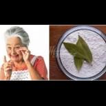 Баба беше голяма хитруша! Винаги мушваше по 1 дафинов лист в брашното и ориза - действа като магия!