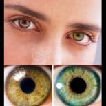 Невероятно, но факт! Ето как да променим цвета на очите си с определени храни:
