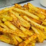 След тази рецепта никой вече не пържи картофите, толкова вкусни и здравословни, няма как да не посегнеш към тях