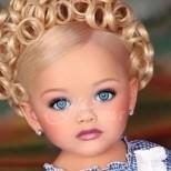 Помните ли момичето-жива кукла, което удиви публиката-Ето как изглежда днес!