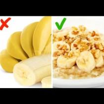 10 храни, за които трябва да забравите сутрин