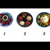 Избраният десерт ще ви каже колко сте щастливи
