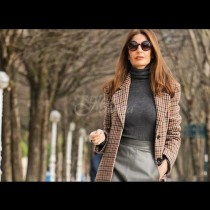 Горещите поли на студения сезон - 10 великолепни опции за всеки ден или за бизнес-стил (Снимки):