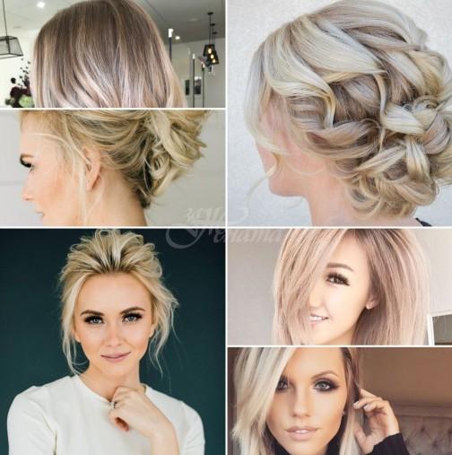 Прически за рядка коса-15 стилни идеи