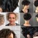 Модерни къси прически за чуплива коса
