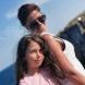 По стъпките на баща си: дъщерята на Ласкин и Алекс Сърчаджиева става актриса
