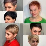 Къси пикси прически за жени-12 модни идеи