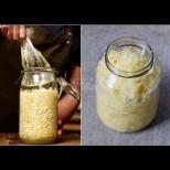 Как да си направим кисело зеле-трепач за 3 дни - без претакане, бъркане и зловонна миризма: