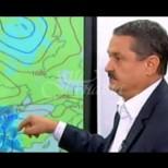 Проф. Рачев: 5 циклона, наредени като гирлянди удрят България