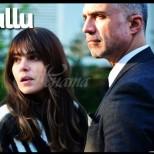 Утре в Завинаги-Смърт в семейството, Фарук се извинява на Гарип, Санем и Сюрея на гроба