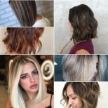 11 идеални прически със средна дължина за фина коса