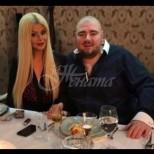 Снимките издадоха как Светлана Гущерова е кръстила бебето