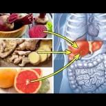 Суперхрана за черния дроб-10 продукта за възстановяване на черния дроб
